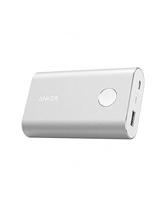 Anker PowerCore+ 10050 mAh Quick Charge 3.0 Silver A1311H41