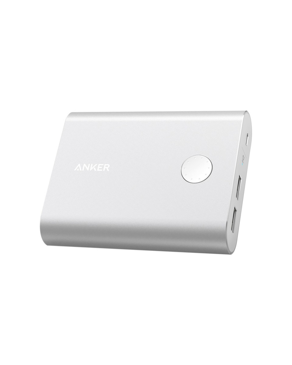 Anker Powercore 13400 Quick Charge 30 Silver A1316h41 Black A1316h11 Mah A1315h41