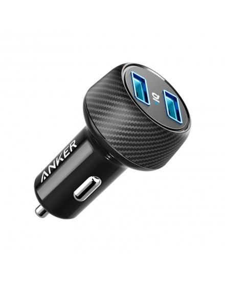 Anker PowerDrive 2 Elite Black A2212011