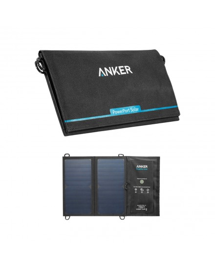 Anker PowerPort Solar 2-Port USB Charger A2421011