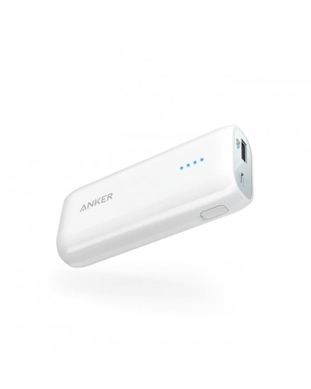 Anker Astro E1 Power Bank 6700mAh White A1211H25