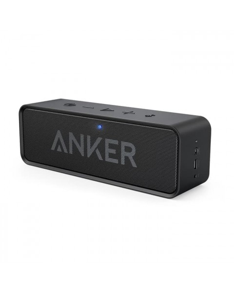 Anker Bluetooth Speaker Fm Radio Bluetooth Usb Cable Replacement Ihealth Blood Pressure Monitor Troubleshooting Lg Bluetooth Headset For Phone: Anker SoundCore Bluetooth Stereo Speaker Blue A3102H31