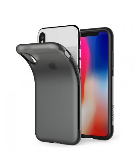 Anker Karapax casing Touch for iPhone X Black A9004H11