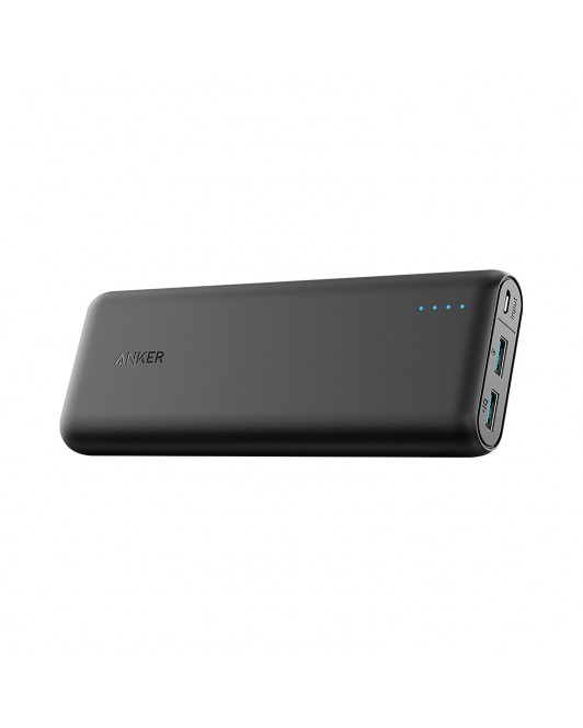Anker PowerCore Speed Powerbank 20000mAh Quick Charge 3.0 Black A1278H11