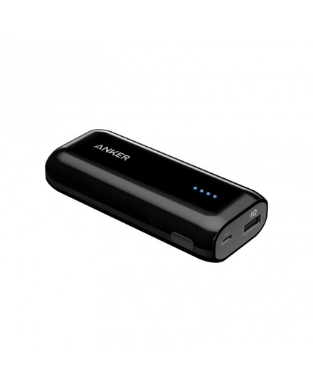 Anker Astro E1 Power Bank 6700mAh Black A1211013
