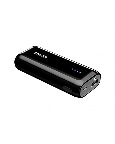 Anker Astro E1 Power Bank 5200 mAh Black A1211H11
