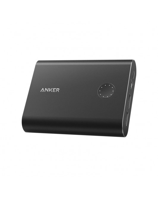 Anker PowerCore+ 13400mAh Quick Charge 3.0 Black A1315H11