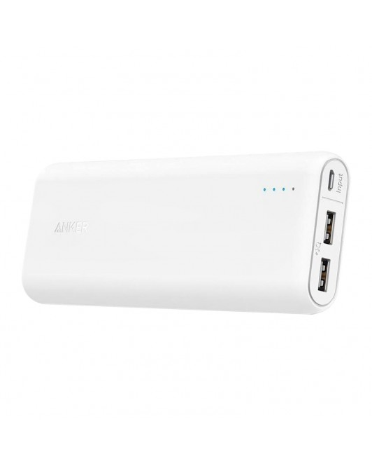 Anker PowerCore 15600mAh White A1252H21
