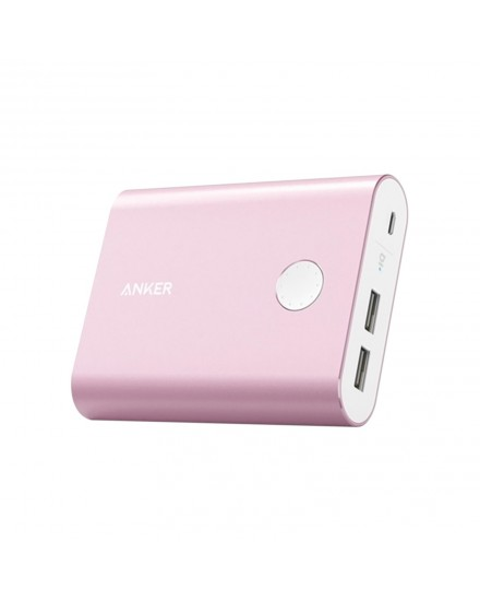 Anker PowerCore+ 13400mAh Quick Charge 3.0 Pink A1316H51