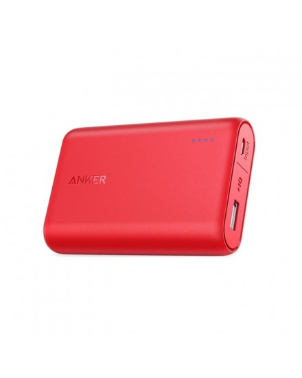 Powerbank Anker PowerCore 10000 B2C UN Red A1263091