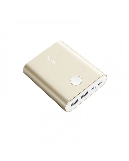 Powerbank Anker PowerCore+13400 2.0 Gold A1315OB1