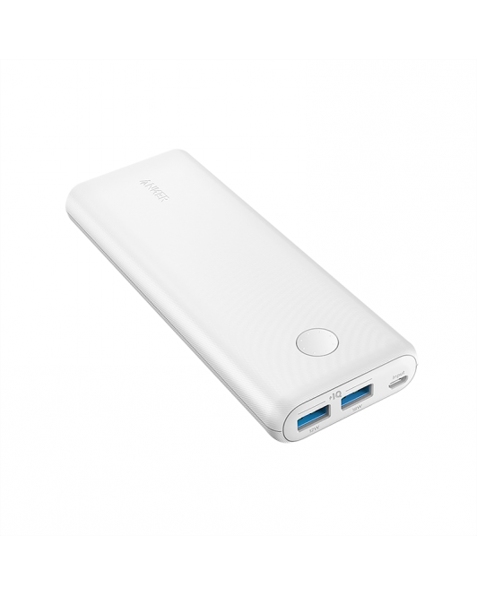 Anker PowerCore II 20000mAh Quick Charge 3.0 White A1260H21