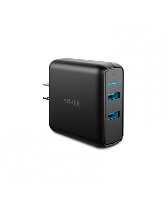 Anker Wall Charger PowerPort Speed 2 Quick Charge 3.0 Black A2025J11