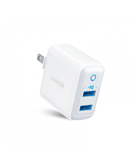 Anker PowerPort II 2 Ports White A2027121
