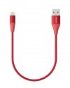 Cable Anker Powerline+ II with lightning 1ft Red Fast A8451H91