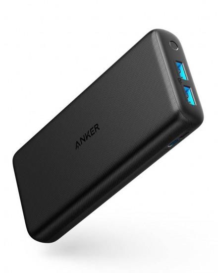 Powerbank Anker PowerCore Lite 20000 Black A1269H11