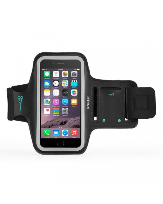 Anker Iphone 6 Armband Black - A7034011