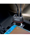 Anker PowerDrive+ 3 Black - A2231