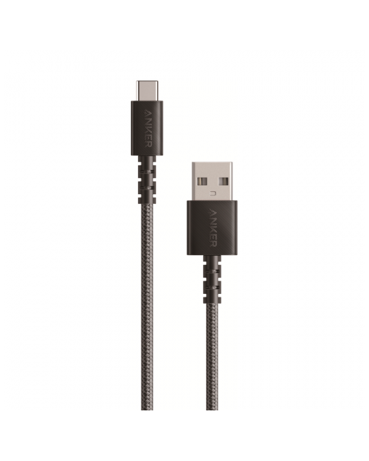 Anker PowerLine+ Select 0.9m USB-A to USB-C Cable Black