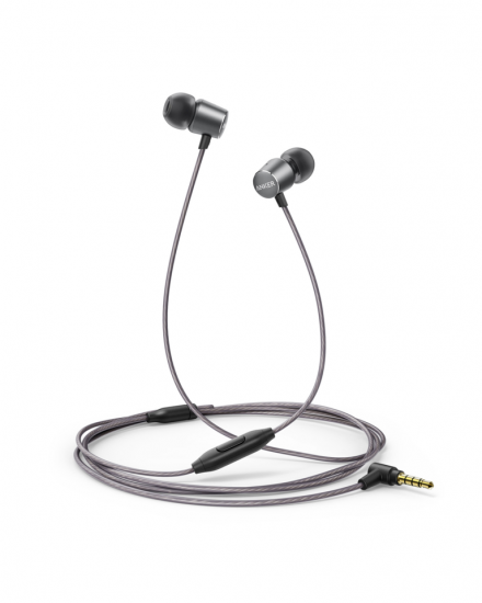 Earphone Anker New SoundBuds Verve Gray - A3801