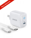 Anker Powerport PD 1 with C to Lightning Cable - B2019