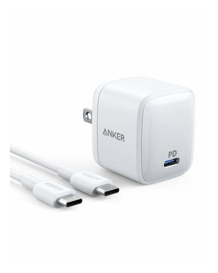 Anker PowerPort Atom PD 1 with Powerline II Cable - A2017