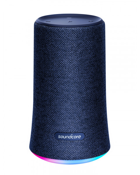 Soundcore Flare Portable Bluetooth 360° Speaker Blue - A3161