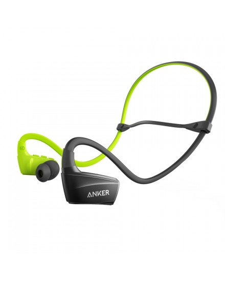 Anker SoundBuds Sport NB10 UN Black+Green A3260HM2